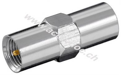 FME-Stecker > FME-Stecker - mit Gold-Pin