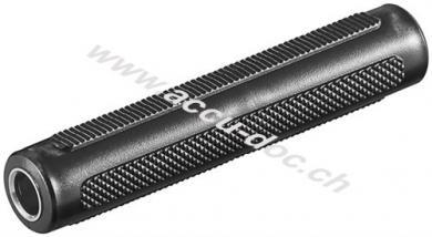 Kopfhörer Adapter AUX, Klinke 6,35 mm Buchse zu Buchse - Klinke 6,35 mm Buchse (3-Pin, stereo) > Klinke 6,35 mm Buchse (3-Pin, stereo)