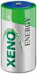C (Baby)/ER26500 (XL-140F) - Standard-Top, Standard-Top - 3,6 V, 7200 mAh, Lithium-Thionylchlorid Batterie
