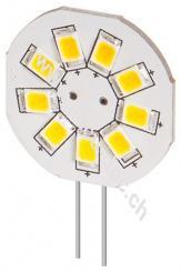 LED Strahler, 1,5 W - Sockel G4, ersetzt 15 W, warm-weiß, nicht dimmbar