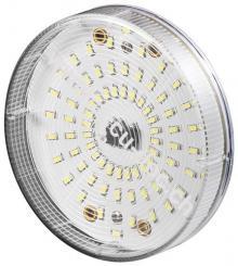 LED Einbaustrahler, 4,5 W, warm-weiß - Sockel GX53, ersetzt 32 W, warm-weiß, nicht dimmbar