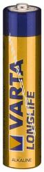 Longlife LR03/AAA (Micro) (4103) - Alkali-Mangan Batterie (Alkaline), 1,5 V