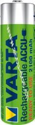 Ready to Use AA (Mignon)/HR6 (56706) - 2100 mAh - LSD-NiMH Akku (Ready-to-Use), 1,2 V