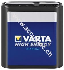 Longlife Power 3LR12/Flat (4912) - Alkali-Mangan Batterie (Alkaline), 4,5 V