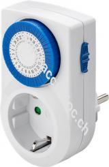 Analoge Zeitschaltuhr - präzise und einfache Steuerung von elektronischen Geräten