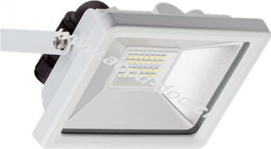 LED Außen-Flutlichtstrahler, 20 W, Weiß - Lichtlösung für Hauseingänge, Garten & Co.