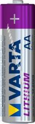 Ultra Lithium FR6/AA (Mignon) (6106) - Lithium Batterie, 1,5 V