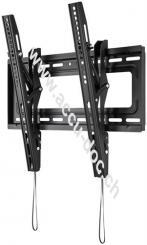TV EasyFlex L+, Schwarz - neigbarer Wandhalter für TVs bis 147 cm (58'')