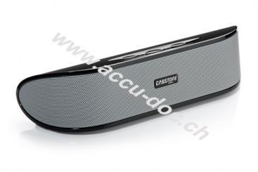 SoundBar, Schwarz - Stereo-Lautsprecher mit USB-Plug 'n Play und AUX-In
