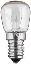 Backofenlampe, 25 W, 25 W, Weiß - Sockel E14, 145 lm