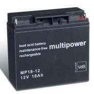 Multipower Blei-Akku MP18-12