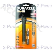 Duracell TOUGH 2 x AA 1 LED Torch
