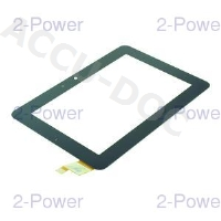 7.0 Touch Panel + Digitizer - Black