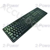 USB Slim Keyboard (UK)