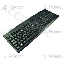 105-Key Standard USB Keyboard German