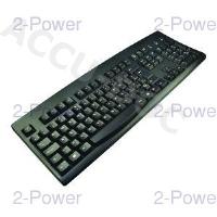 105-Key Standard Keyboard Dutch