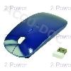 Sleek 2.4GHz USB Wireless Optical Mouse