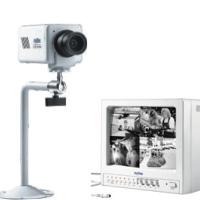 Kamera inkl. Monitor / Switch im Set