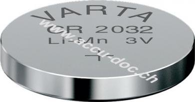 Professional Electronics CR2032 (4022) - Lithium-Knopfzelle, 3 V