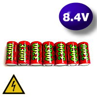 GP HighPower 8.4V 3300 mAh Ni-MH