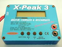 X-Peak 3 Plus Ladegerät