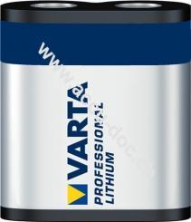 Professional Lithium CR P2 (6204) - Foto Lithium Batterie, 6 V