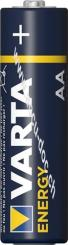 Energy LR6/AA (Mignon) (4106) - Alkali-Mangan Batterie (Alkaline), 1,5 V