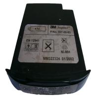 3M Jupiter Batterie 007-00-63P, schwarz