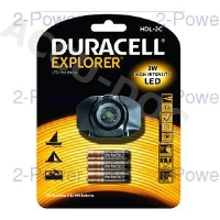 Duracell Explorer Torch HDL-2C