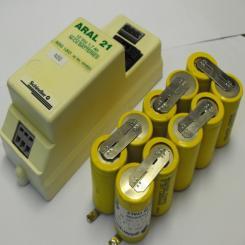 Batterie Akku zu ARAL 21 Notspeisung