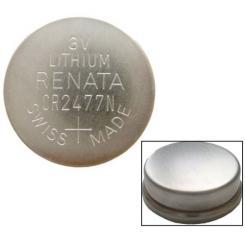Renata Lithium-Knopfzelle CR2477N